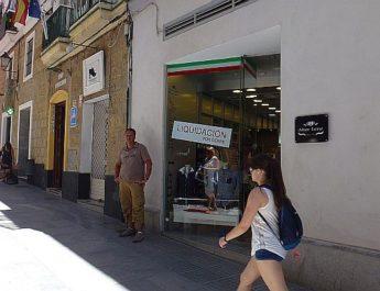 Liquidación de ropa en Cádiz