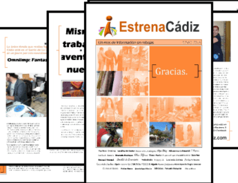 Revista Estrena Cádiz