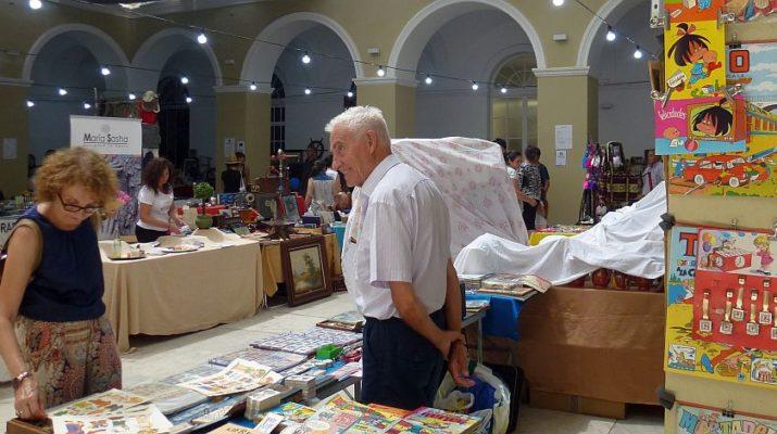 Antigüedades y coleccionismo en el seminario