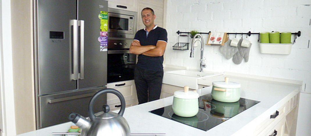 Elenko cocinas abre su tercera tienda en c diz for Muebles de cocina alemanes