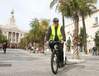 Mensajería en bici