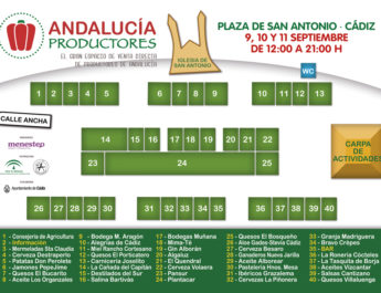 Productores Andalucía