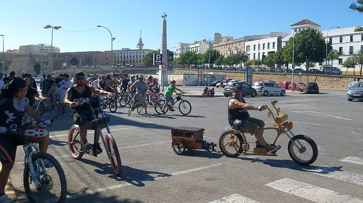 Quedada en bicicleta