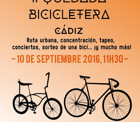 Quedada bicicletera