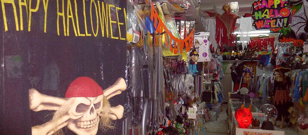 La única tienda de disfraces 100% gaditana