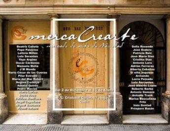 Mercado de Arte Mercacrearte 2016