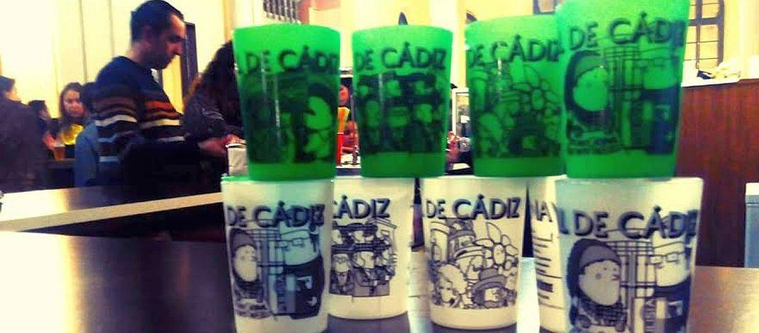 Cádiz se rebela para proteger su medio ambiente en Carnaval