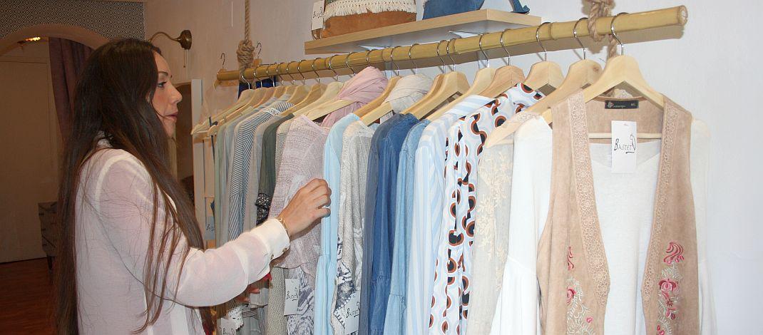 Tienda de moda para mujer