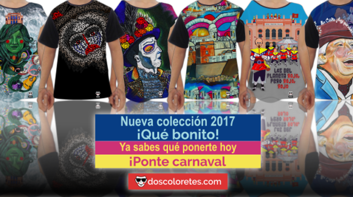 Dos coloretes