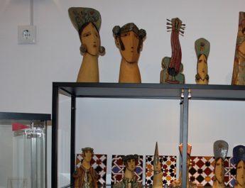 Tienda de artesanía andaluza